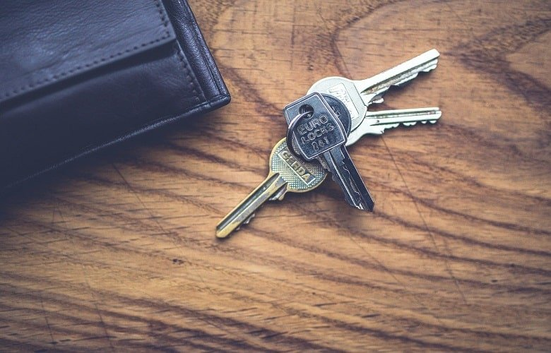 Where To Hide A Spare Key Inside An Apartment Building