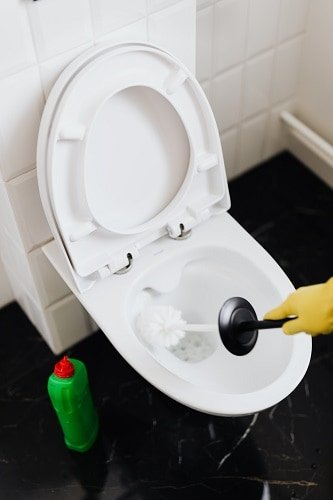 How To Clean A Stained Toilet